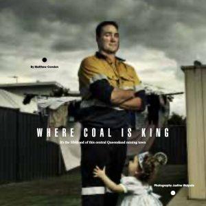 Where Coal Is King